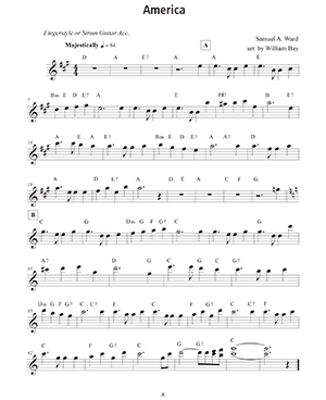 100 Gospel Songs And Hymns For Flute And Guitar Ebook