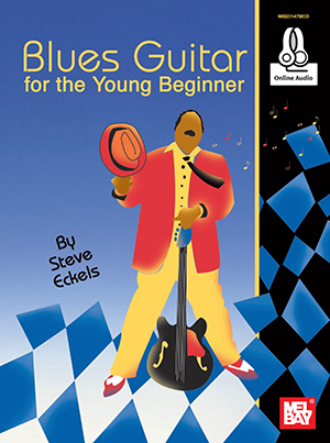 Blues Guitar for the Young Beginner eBook + Online Audio