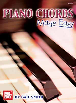 Piano Chords Made Easy Ebook Mel Bay Publications Inc Mel Bay