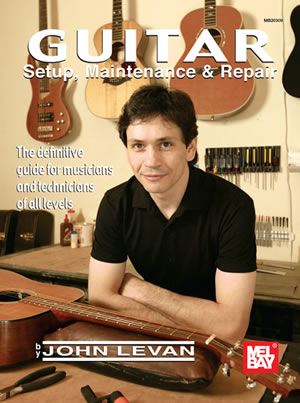 guitar setup maintenance repair book mel bay publications inc mel bay. Black Bedroom Furniture Sets. Home Design Ideas