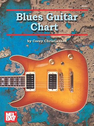 Blues Guitar Chart Chart - Mel Bay Publications, Inc ...