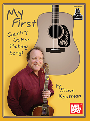 my first country guitar picking songs ebook online audio mel bay publications inc mel bay. Black Bedroom Furniture Sets. Home Design Ideas