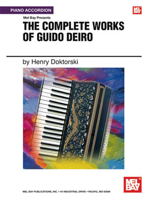 Complete works of guido deiro ebook mel bay publications inc complete works of guido deiro fandeluxe Document