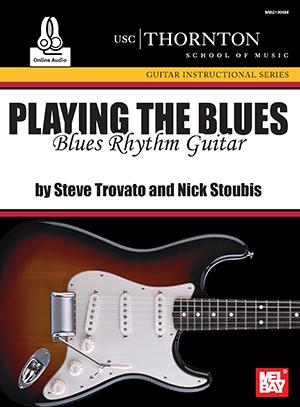 playing the blues blues rhythm guitar ebook online audio mel bay publications inc mel bay. Black Bedroom Furniture Sets. Home Design Ideas
