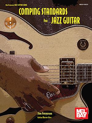 Jazz Standards For Guitar : comping standards for jazz guitar book cd set guitar master class publications mel bay ~ Russianpoet.info Haus und Dekorationen