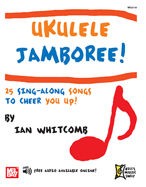 Ukulele Jamboree Bookonline Audio Bills Music Shelf Mel Bay