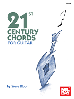 21st Century Chords For Guitar Book Mel Bay Publications Inc