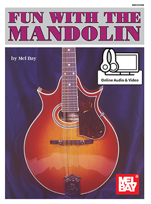 Mel Bay/'s Mandolin Chords Chord Book with Video