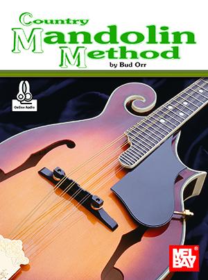 Country Mandolin Method Ebook Online Audio Mel Bay Publications