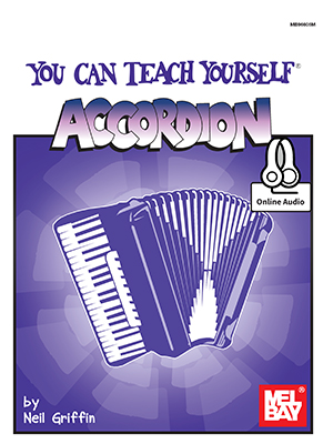 You Can Teach Yourself Accordion Book