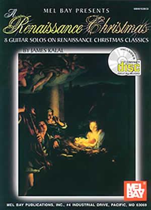 A Renaissance Christmas Book/CD Set - Mel Bay Publications, Inc ...