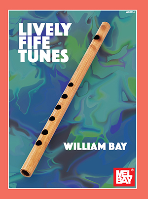 MEL BAY  WBM48 Lively Recorder Tunes  by William Bay with FREE Shipping