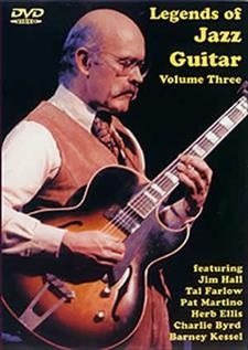 Legends of Jazz Guitar Volume 3