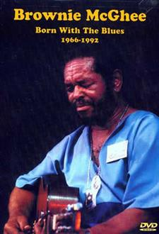 Brownie McGhee Born with the Blues 1966-92