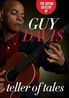 The Guitar Artistry of Guy Davis