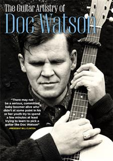 The Guitar Artistry of Doc Watson