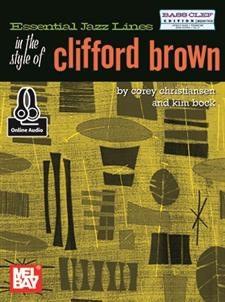 Essential Jazz Lines: In the Style of Clifford Brown-Bass Clef