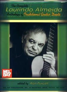 The Complete L. Almeida Anthology of Traditional Guitar Duets