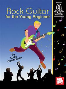 Rock Guitar for the Young Beginner