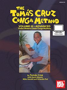 Tomas Cruz Conga Method Volume 3 - Advanced