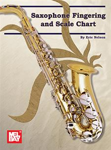 Saxophone Fingering and Scale Chart