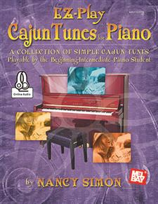 EZ-Play Cajun Tunes for Piano