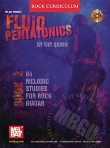 MBGU Rock Curriculum: Fluid Pentatonics, Book 2