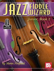 Jazz Fiddle Wizard Junior, Book 2