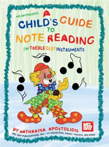 Child's Guide to Notereading Treble Clef
