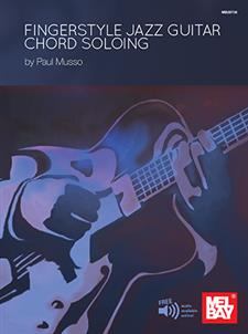 Fingerstyle Jazz Guitar Chord Soloing