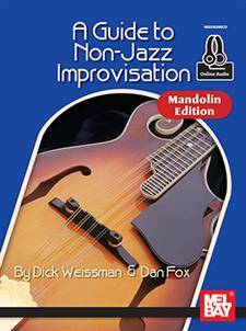 A Guide to Non-Jazz Improvisation: Mandolin Edition