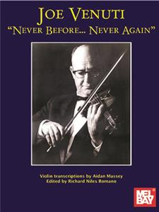 Joe Venuti - Never Before...Never Again
