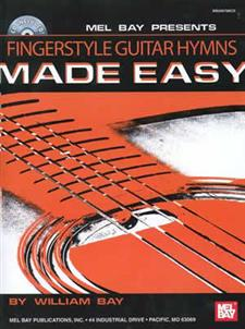 Fingerstyle Guitar Hymns Made Easy