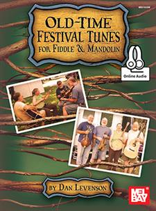 Old-Time Festival Tunes For Fiddle & Mandolin