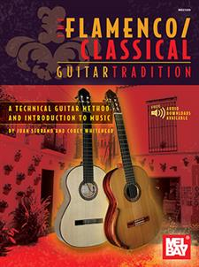 Flamenco Classical Guitar Tradition