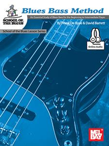 Blues Bass Method - School of the Blues