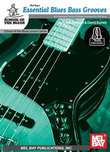 Essential Blues Bass Grooves