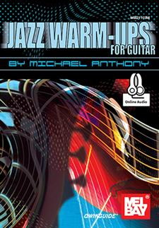 Jazz Warm-ups for Guitar