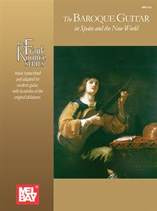 The Baroque Guitar in Spain and The New World