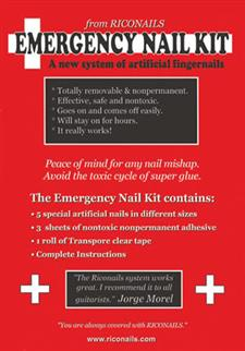 Emergency Nail Kit From Riconails