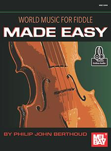 World Music for Fiddle Made Easy