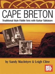 Cape Breton - Traditional Fiddle Sets with Guitar Tablature