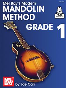 Modern Mandolin Method Grade 1