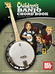 Children's Banjo Chord Book