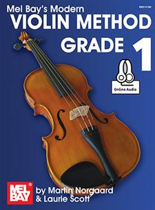 Modern Violin Method, Grade 1