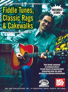 Fiddle Tunes, Classic Rags & Cakewalks