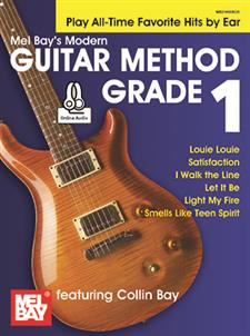 Modern Guitar Method Grade 1: Play All-Time Favorite Hits by Ear
