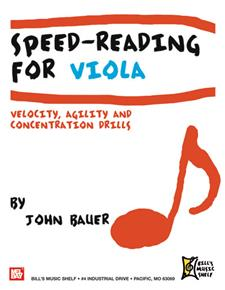 Speed-Reading for Viola
