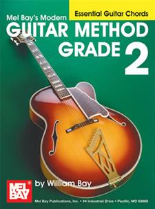 Modern Guitar Method Grade 2, Essential Guitar Chords