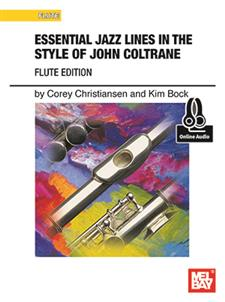 Essential Jazz Lines in the Style of John Coltrane, Flute